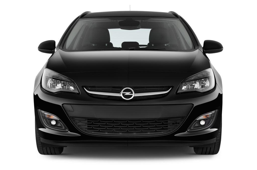 Opel Astra Style Kombi (2009 - 2015) 5 Türen Frontansicht