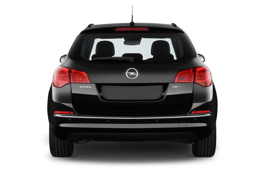 Opel Astra Style Kombi (2009 - 2015) 5 Türen Heckansicht