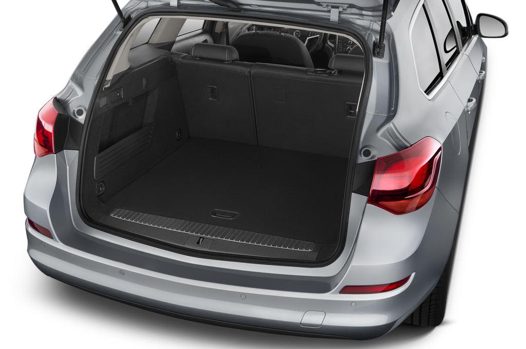 Opel Astra Sport Kombi (2009 - 2015) 5 Türen Kofferraum