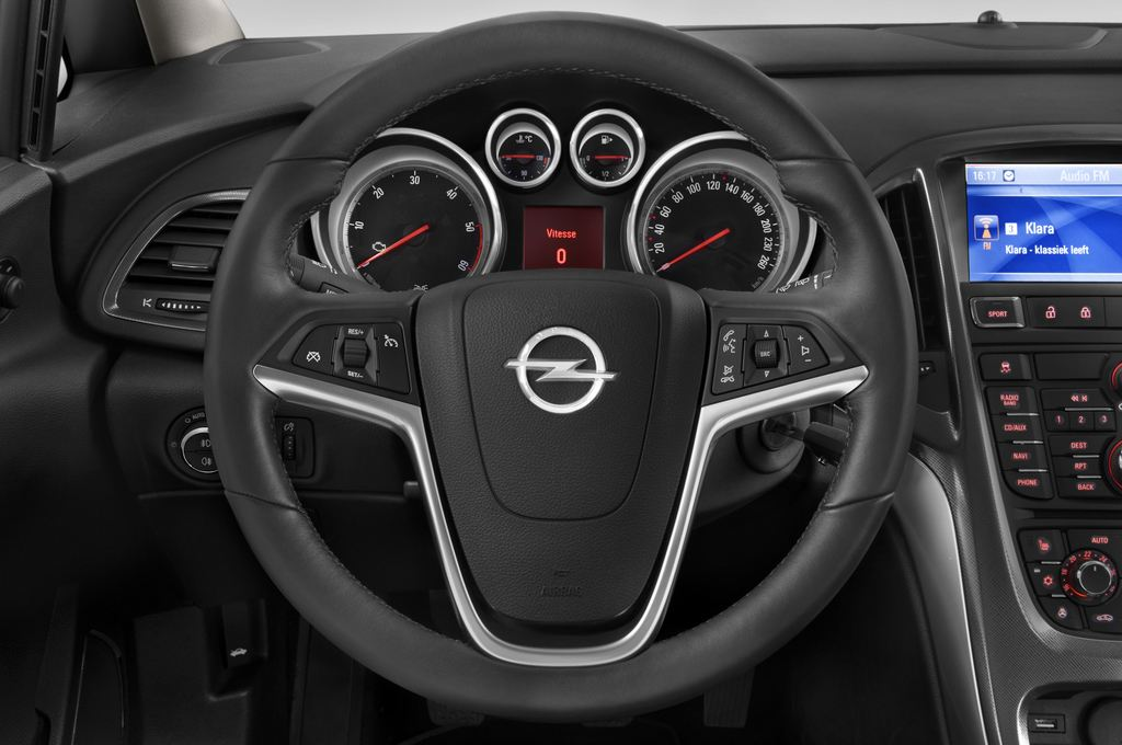 Opel Astra Sport Kombi (2009 - 2015) 5 Türen Lenkrad