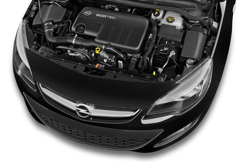 Opel Astra Style Kombi (2009 - 2015) 5 Türen Motor