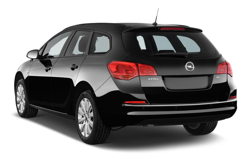 Opel Astra Style Kombi (2009 - 2015) 5 Türen seitlich hinten
