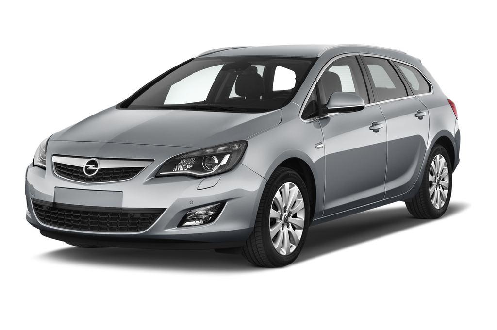 Opel Astra Sport Kombi (2009 - 2015) 5 Türen seitlich vorne