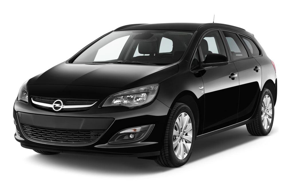 Opel Astra Style Kombi (2009 - 2015) 5 Türen seitlich vorne