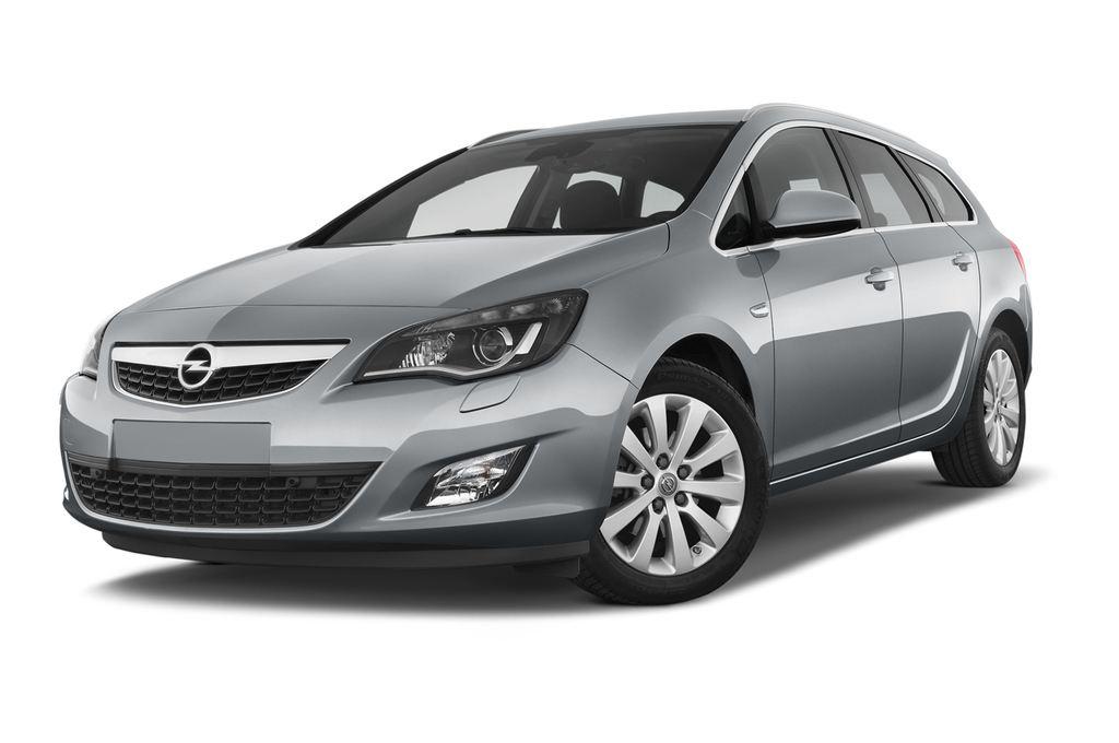 Opel Astra Sport Kombi (2009 - 2015) 5 Türen seitlich vorne mit Felge