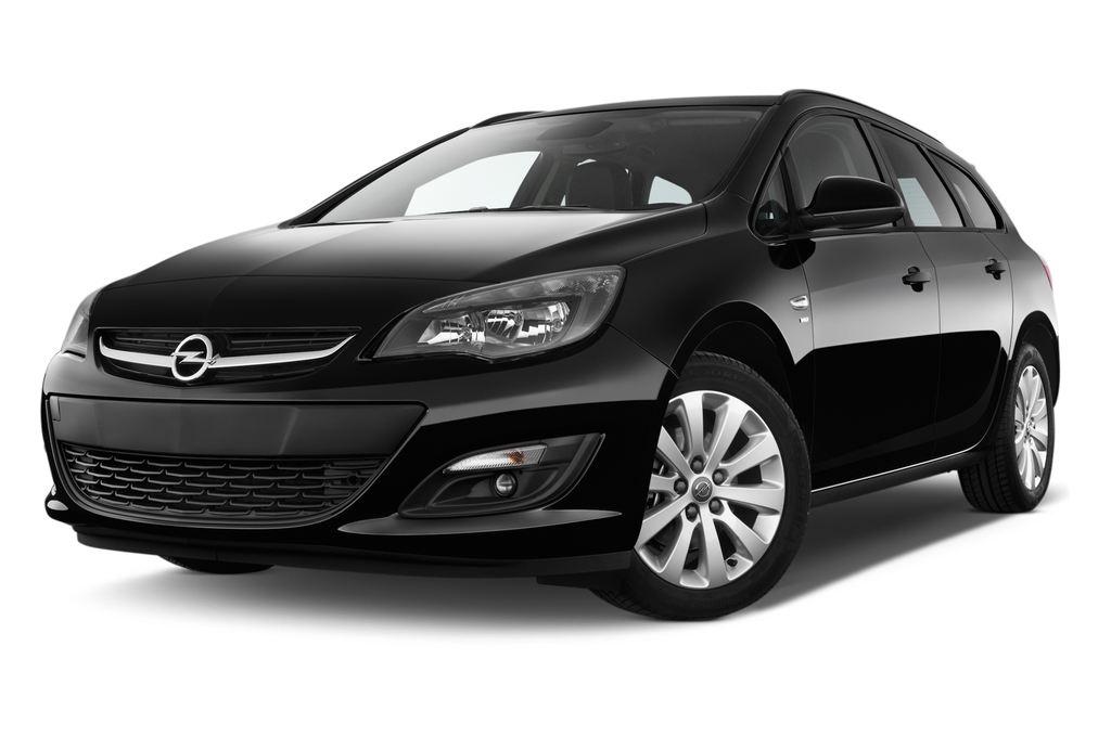 Opel Astra Style Kombi (2009 - 2015) 5 Türen seitlich vorne mit Felge