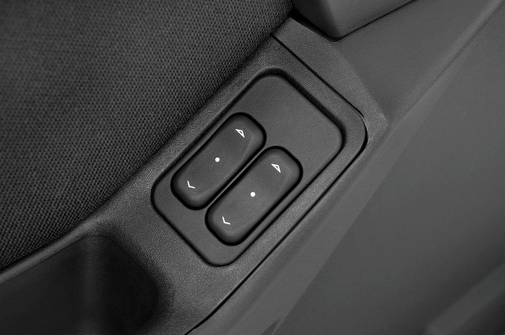 Opel Meriva Selection Van (2003 - 2010) 5 Türen Bedienungselemente Tür