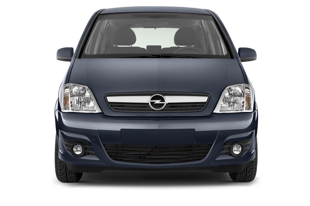 Opel Meriva Selection Van (2003 - 2010) 5 Türen Frontansicht