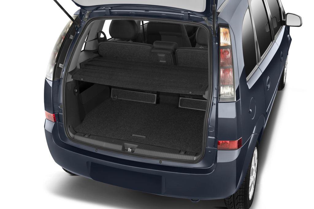 Opel Meriva Selection Van (2003 - 2010) 5 Türen Kofferraum
