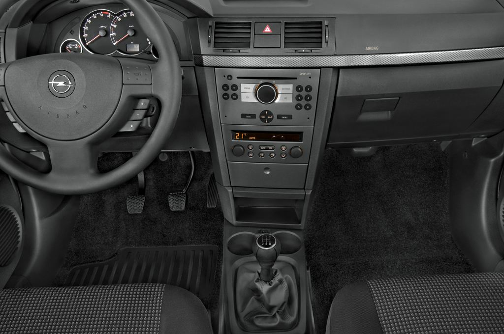 Opel Meriva Selection Van (2003 - 2010) 5 Türen Mittelkonsole
