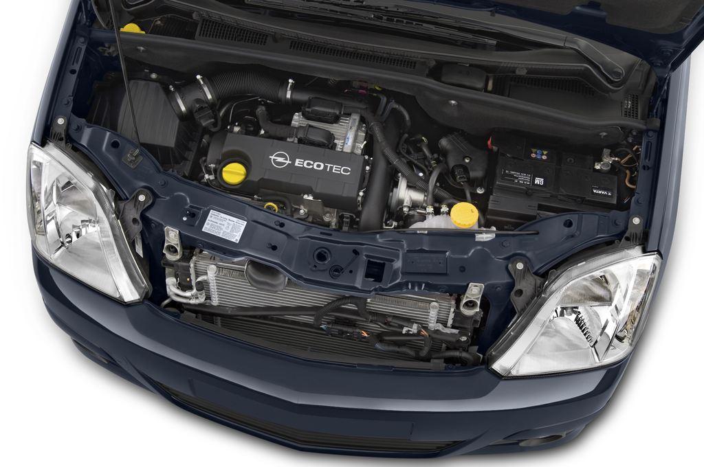 Opel Meriva Selection Van (2003 - 2010) 5 Türen Motor