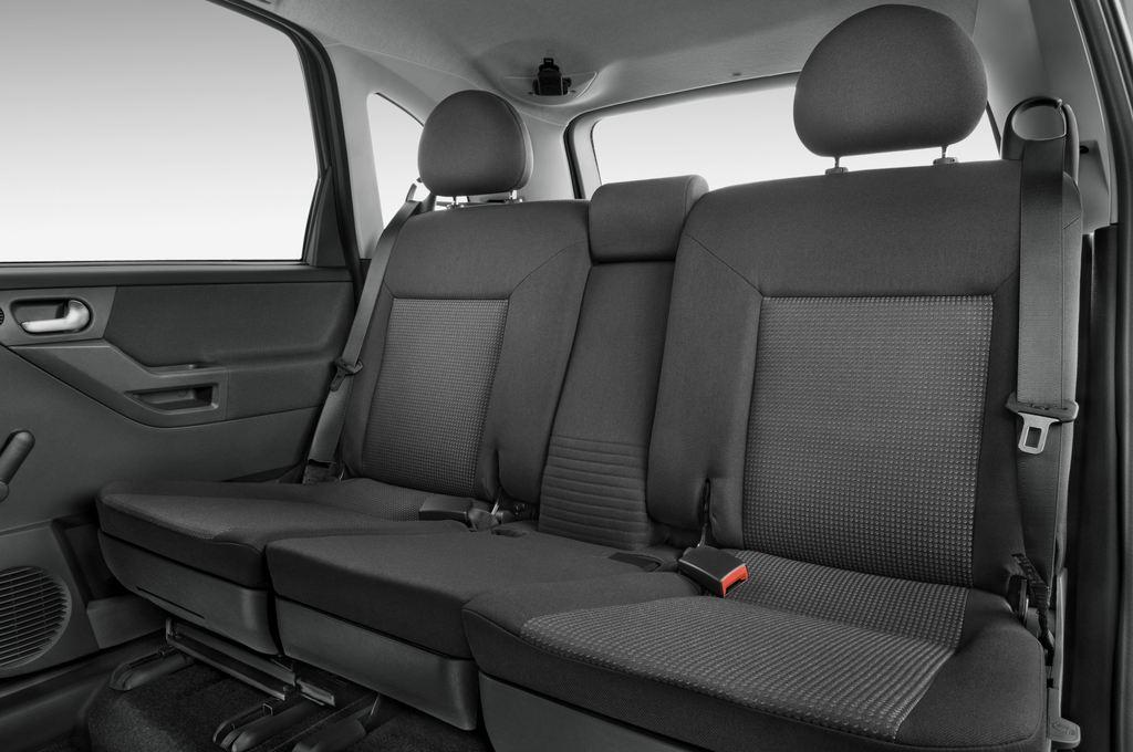 Opel Meriva Selection Van (2003 - 2010) 5 Türen Rücksitze