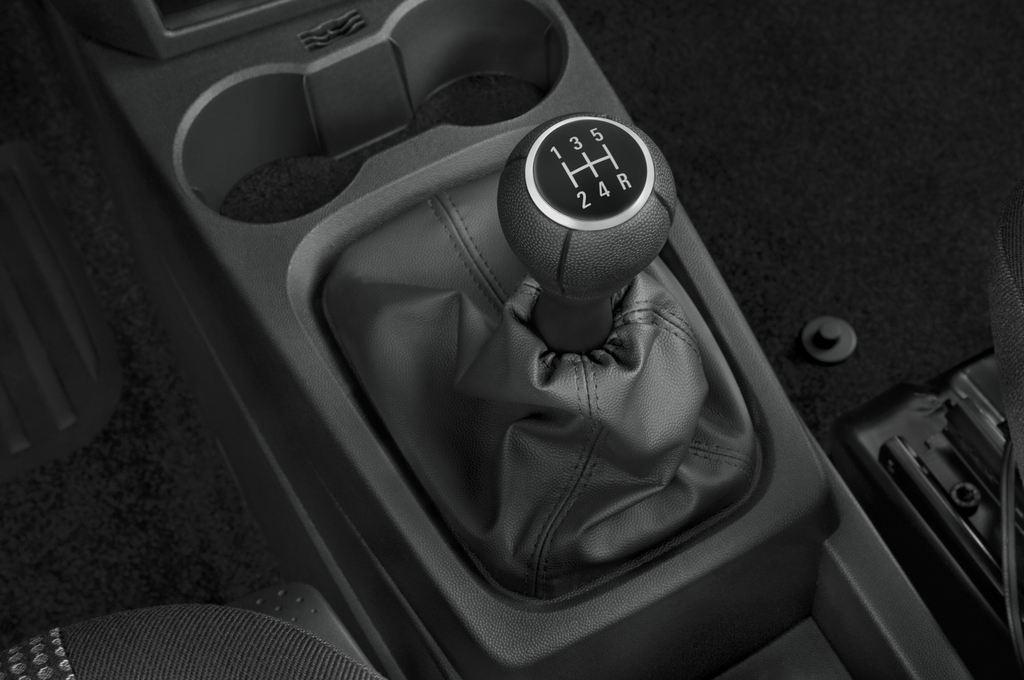 Opel Meriva Selection Van (2003 - 2010) 5 Türen Schalthebel