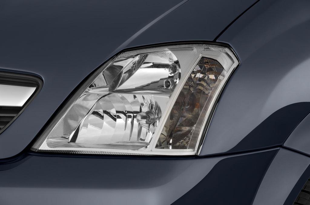 Opel Meriva Selection Van (2003 - 2010) 5 Türen Scheinwerfer