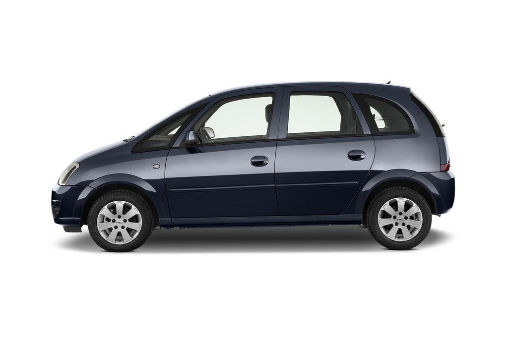 Opel Meriva Selection Van (2003 - 2010) 5 Türen Seitenansicht