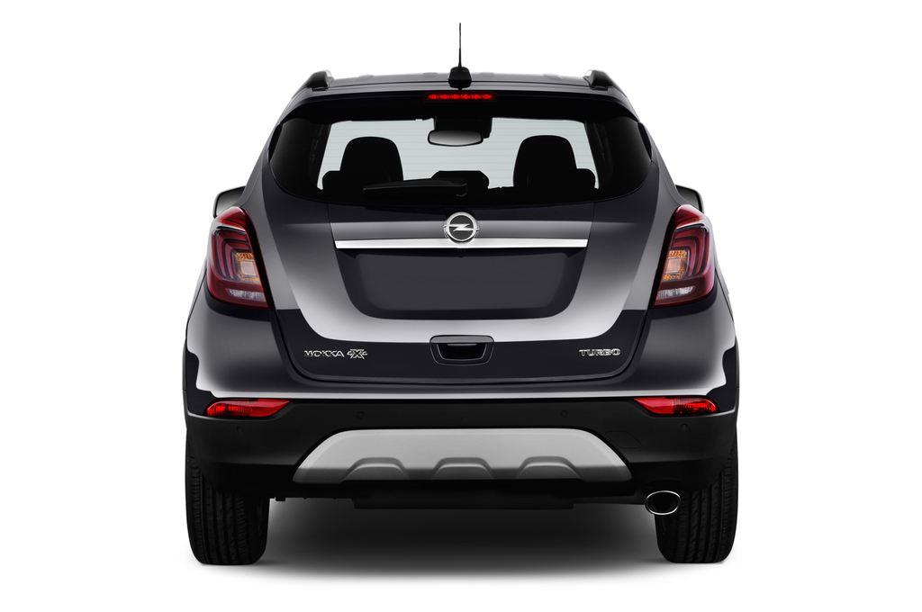 Opel Mokka Innovation SUV (2012 - heute) 5 Türen Heckansicht