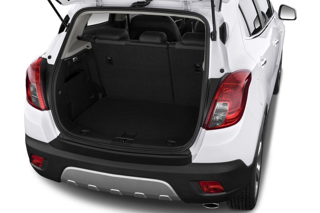 Opel Mokka Edition SUV (2012 - heute) 5 Türen Kofferraum