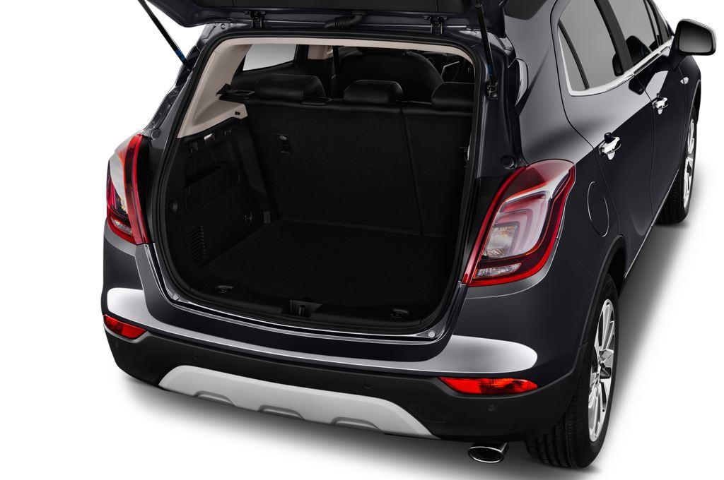 Opel Mokka Innovation SUV (2012 - heute) 5 Türen Kofferraum