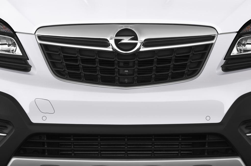Opel Mokka Edition SUV (2012 - heute) 5 Türen Kühlergrill und Scheinwerfer