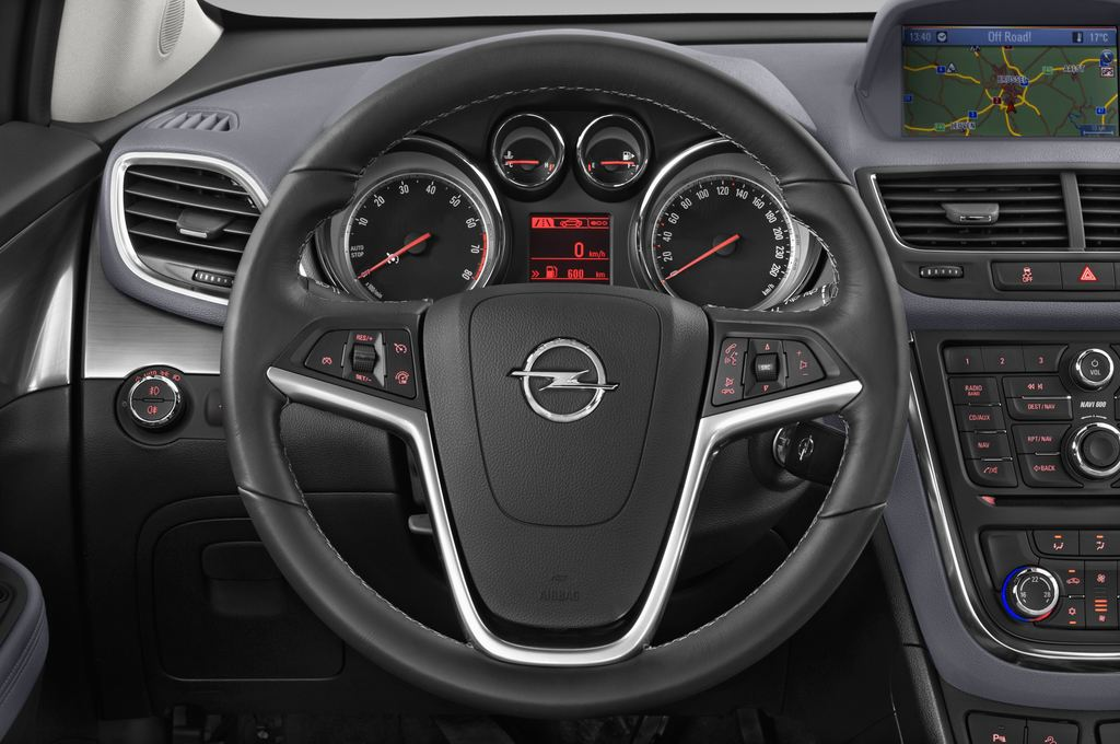 Opel Mokka Edition SUV (2012 - heute) 5 Türen Lenkrad