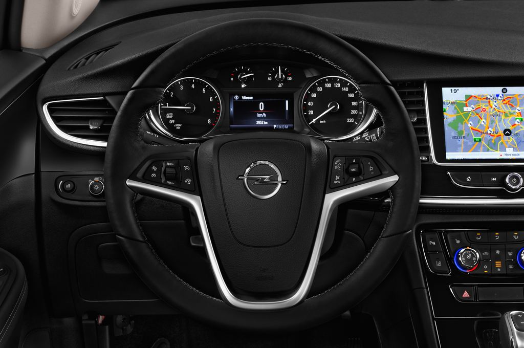 Opel Mokka Innovation SUV (2012 - heute) 5 Türen Lenkrad
