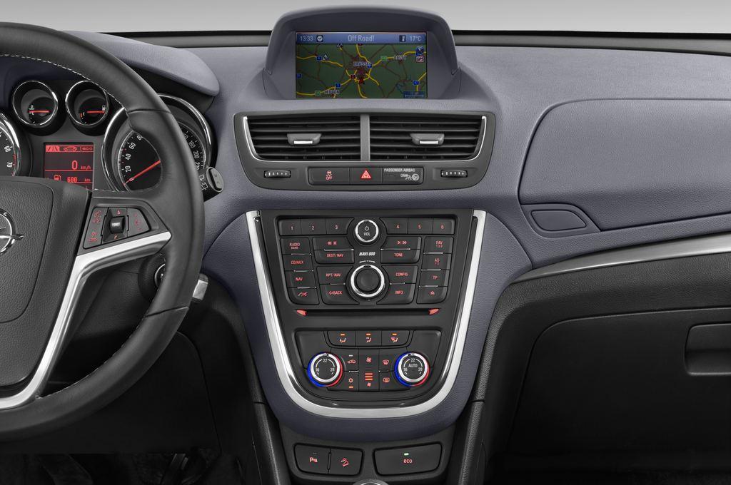 Opel Mokka Edition SUV (2012 - heute) 5 Türen Mittelkonsole