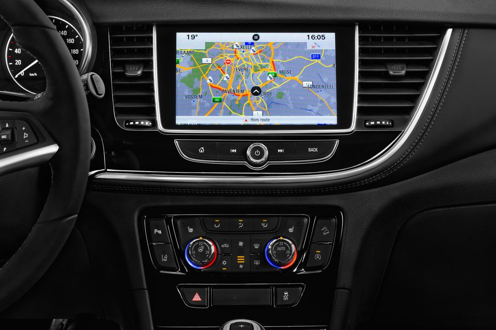 Opel Mokka Innovation SUV (2012 - heute) 5 Türen Mittelkonsole