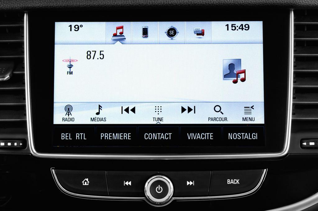 Opel Mokka Innovation SUV (2012 - heute) 5 Türen Radio und Infotainmentsystem