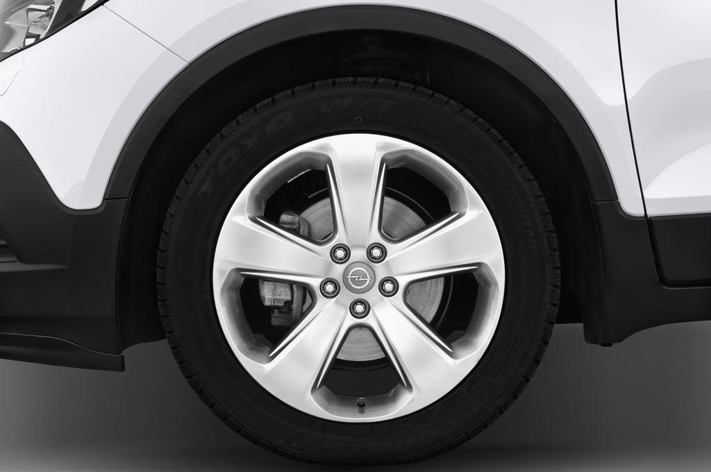 Opel Mokka Edition SUV (2012 - heute) 5 Türen Reifen und Felge