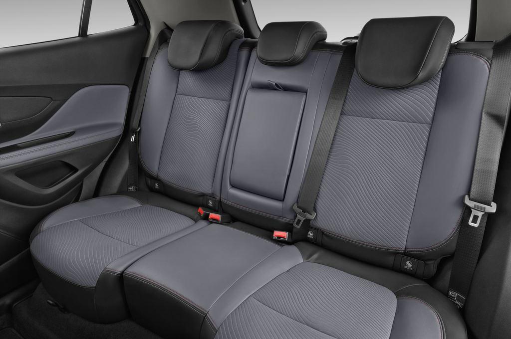 Opel Mokka Edition SUV (2012 - heute) 5 Türen Rücksitze