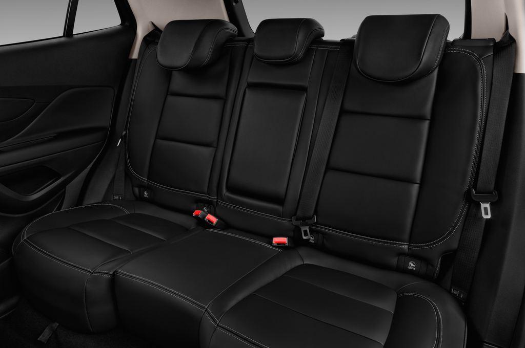 Opel Mokka Innovation SUV (2012 - heute) 5 Türen Rücksitze