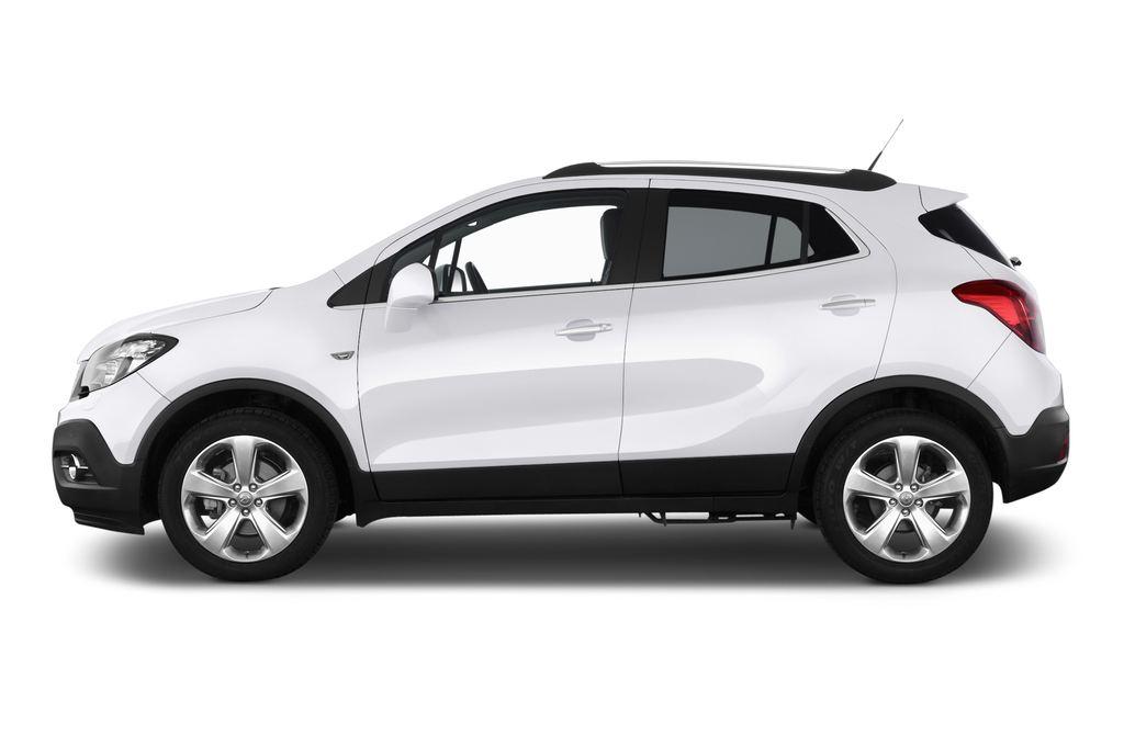 Opel Mokka Edition SUV (2012 - heute) 5 Türen Seitenansicht