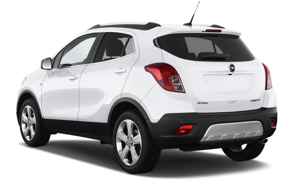 Opel Mokka Edition SUV (2012 - heute) 5 Türen seitlich hinten