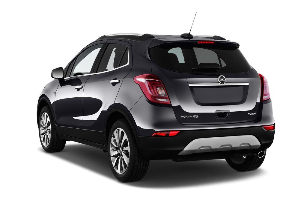 Opel Mokka Innovation SUV (2012 - heute) 5 Türen seitlich hinten