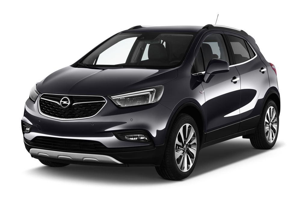 Opel Mokka Innovation SUV (2012 - heute) 5 Türen seitlich vorne