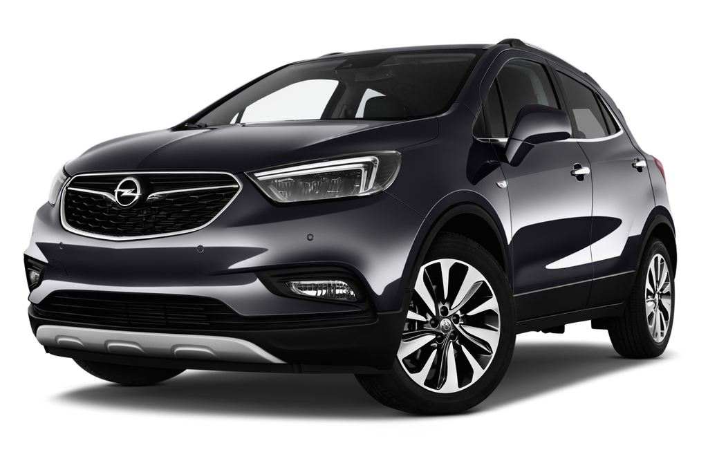 Opel Mokka Innovation SUV (2012 - heute) 5 Türen seitlich vorne mit Felge