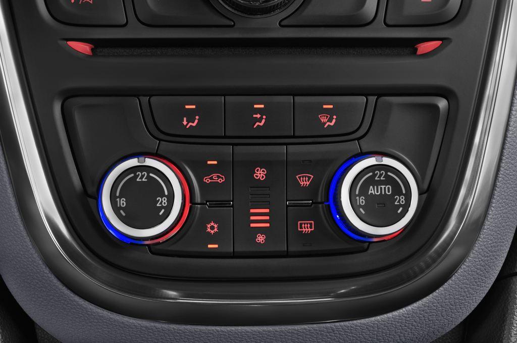 Opel Mokka Edition SUV (2012 - heute) 5 Türen Temperatur und Klimaanlage
