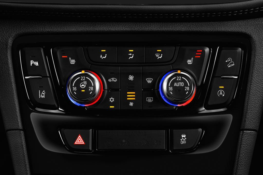 Opel Mokka Innovation SUV (2012 - heute) 5 Türen Temperatur und Klimaanlage