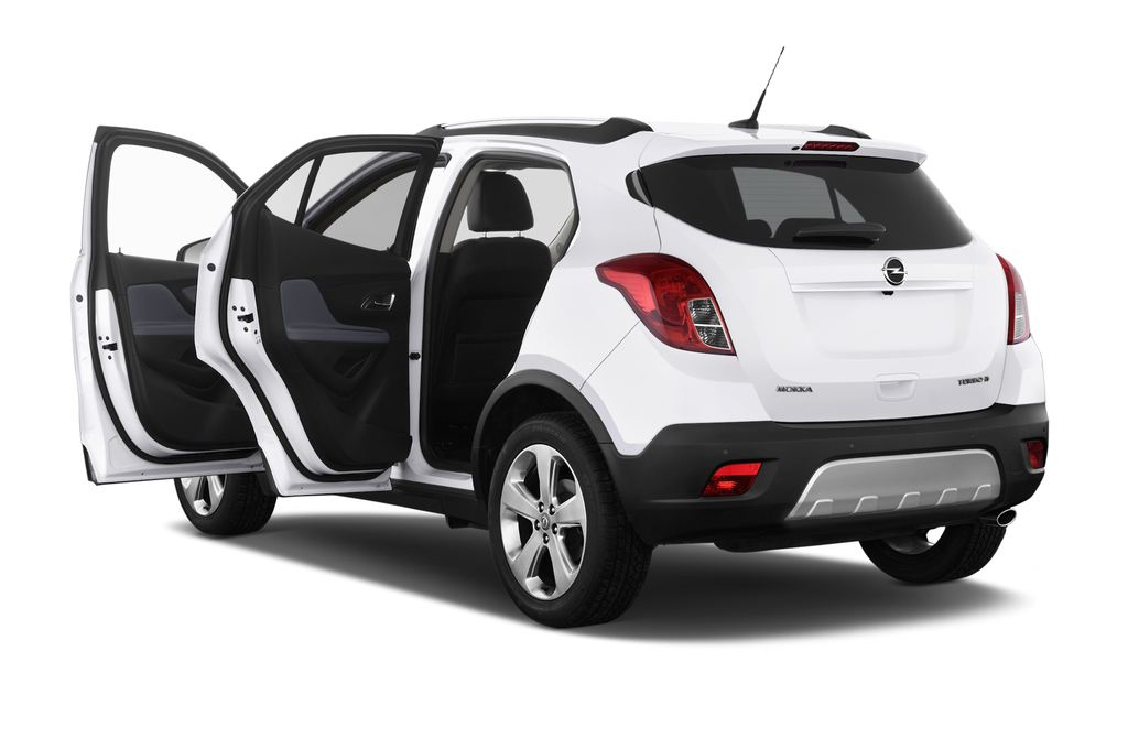 Opel Mokka Edition SUV (2012 - heute) 5 Türen Tür geöffnet
