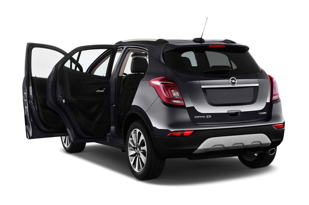 Opel Mokka Innovation SUV (2012 - heute) 5 Türen Tür geöffnet