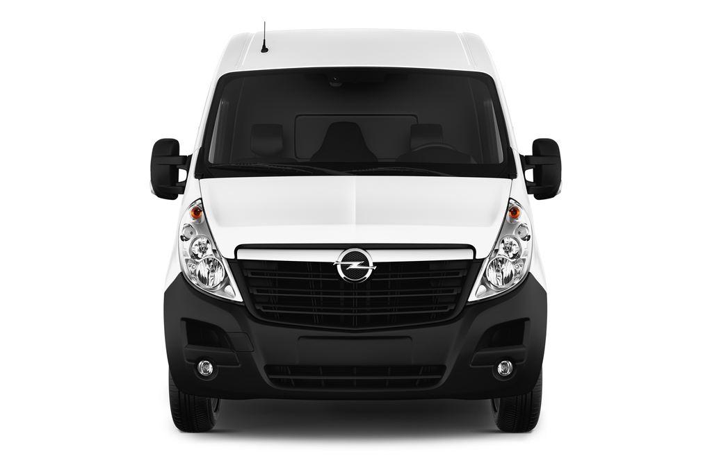 Opel Movano - Transporter (2010 - heute) 4 Türen Frontansicht