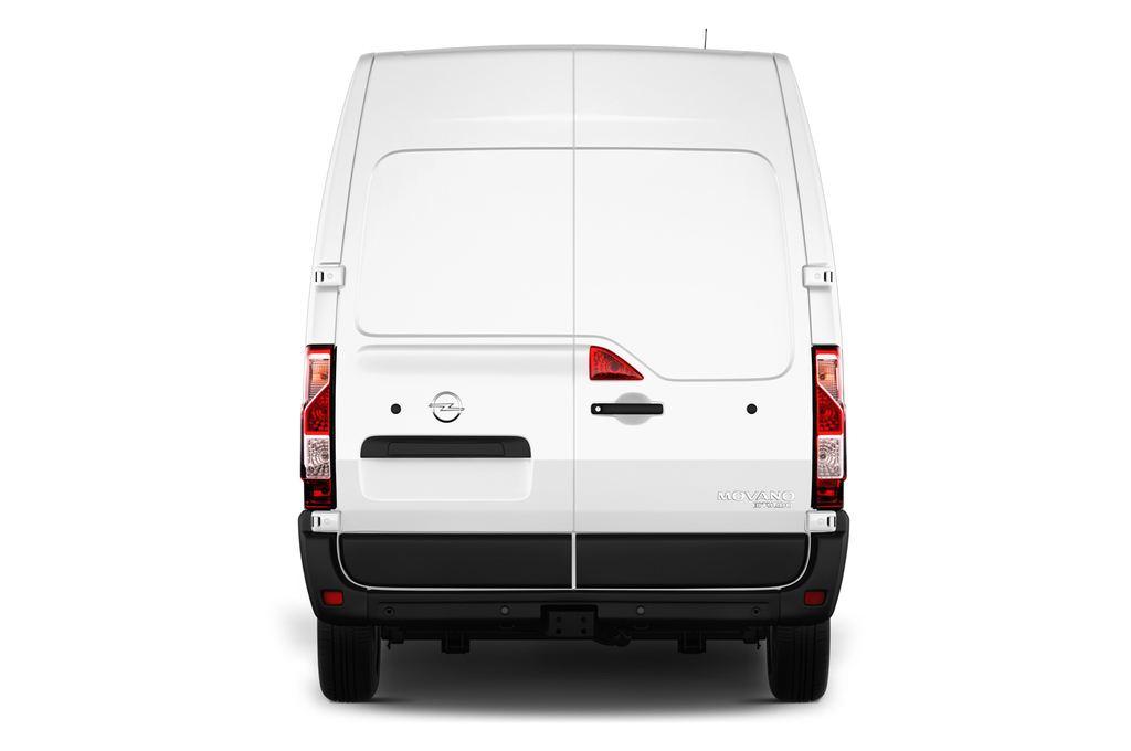 Opel Movano - Transporter (2010 - heute) 4 Türen Heckansicht