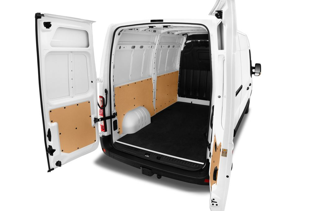 Opel Movano - Transporter (2010 - heute) 4 Türen Kofferraum