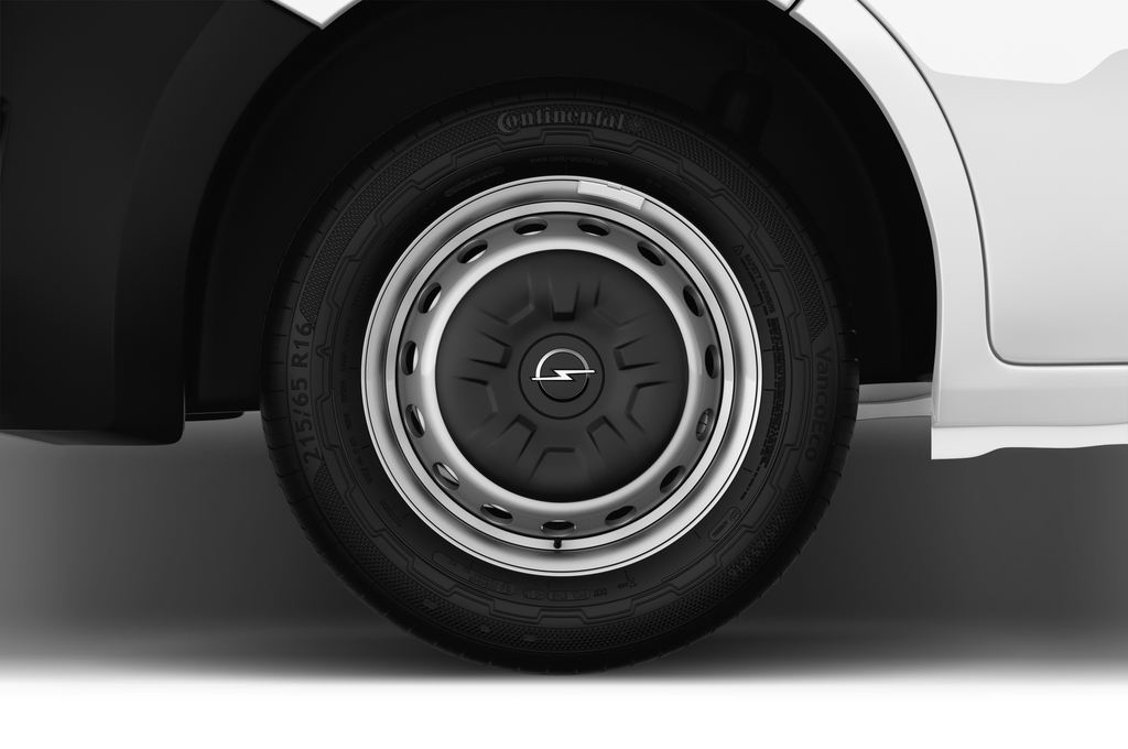Opel Movano - Transporter (2010 - heute) 4 Türen Reifen und Felge