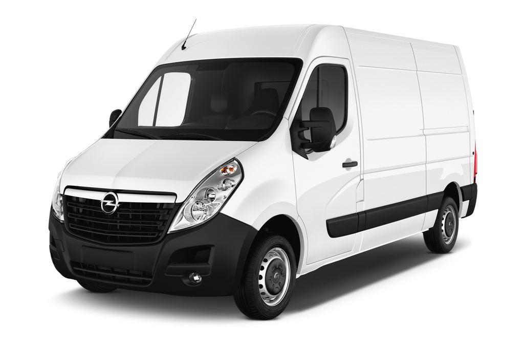 Opel Movano - Transporter (2010 - heute) 4 Türen seitlich vorne