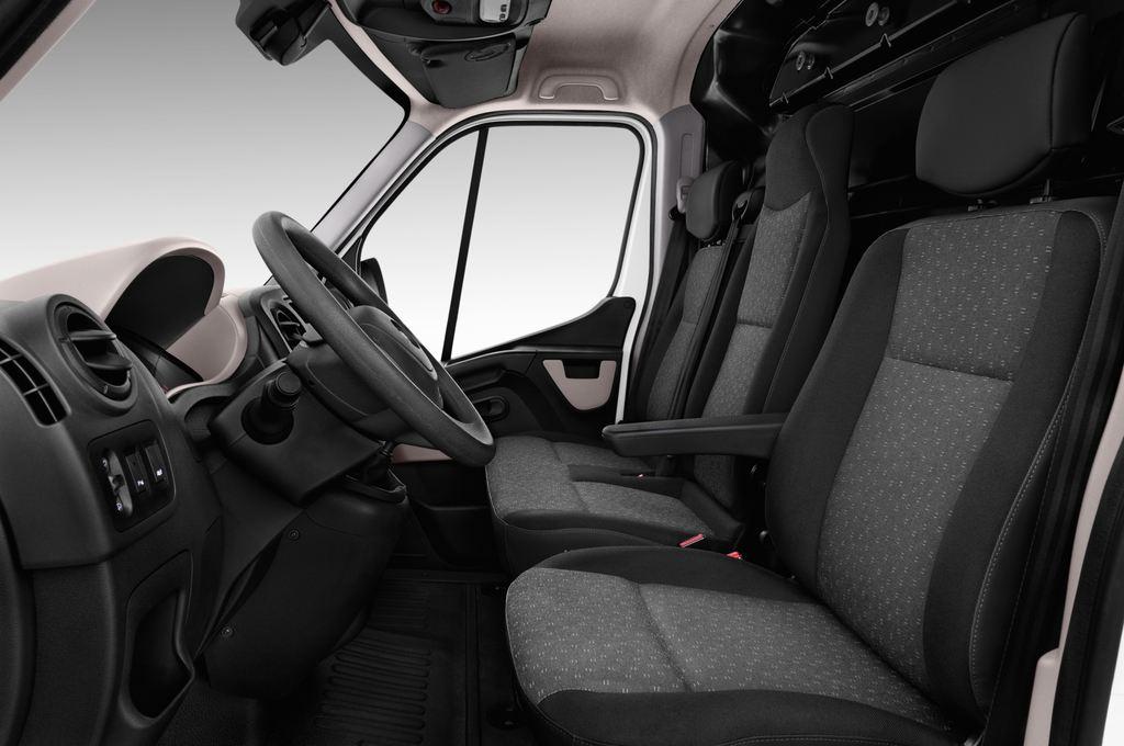 Opel Movano - Transporter (2010 - heute) 4 Türen Vordersitze