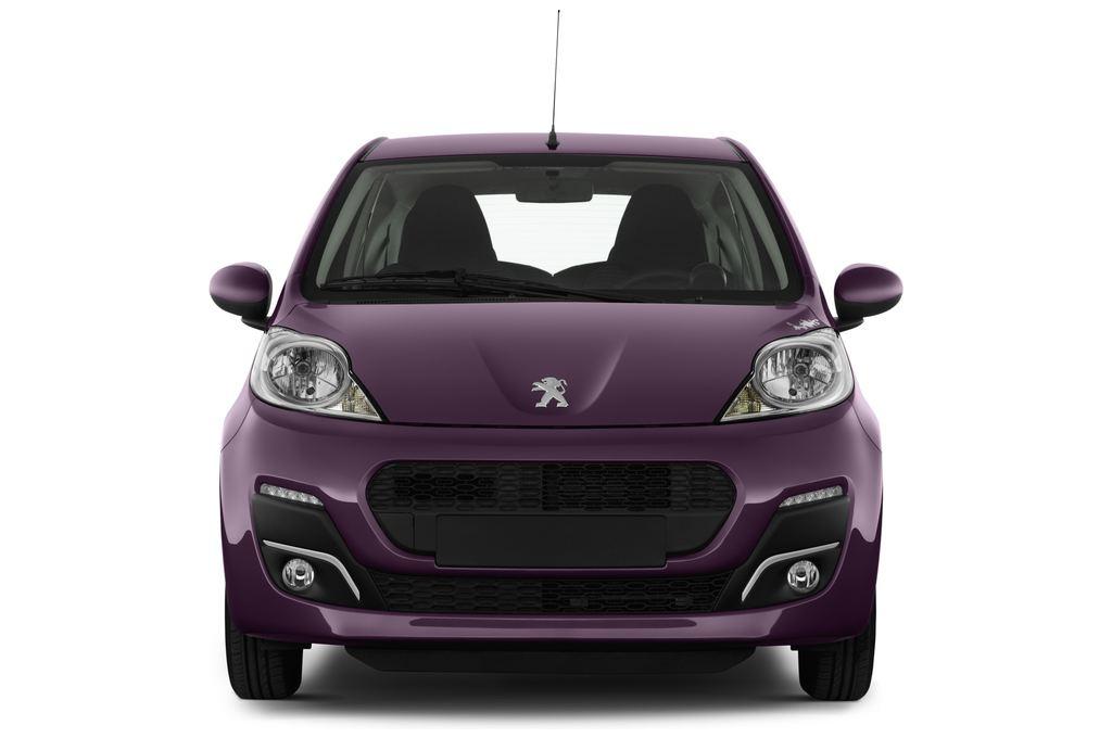 Peugeot 107 Envy Kleinwagen (2005 - 2014) 3 Türen Frontansicht