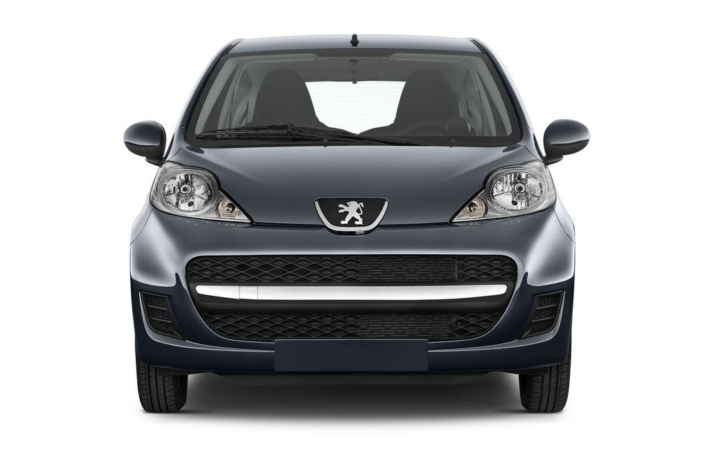 Peugeot 107 Filou Kleinwagen (2005 - 2014) 3 Türen Frontansicht