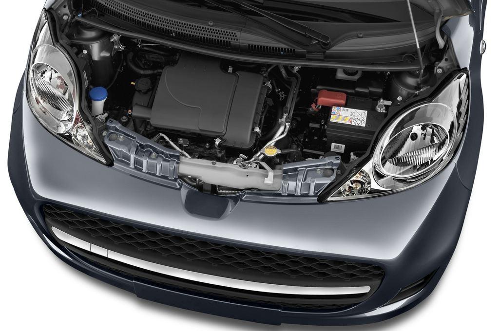 Peugeot 107 Filou Kleinwagen (2005 - 2014) 3 Türen Motor
