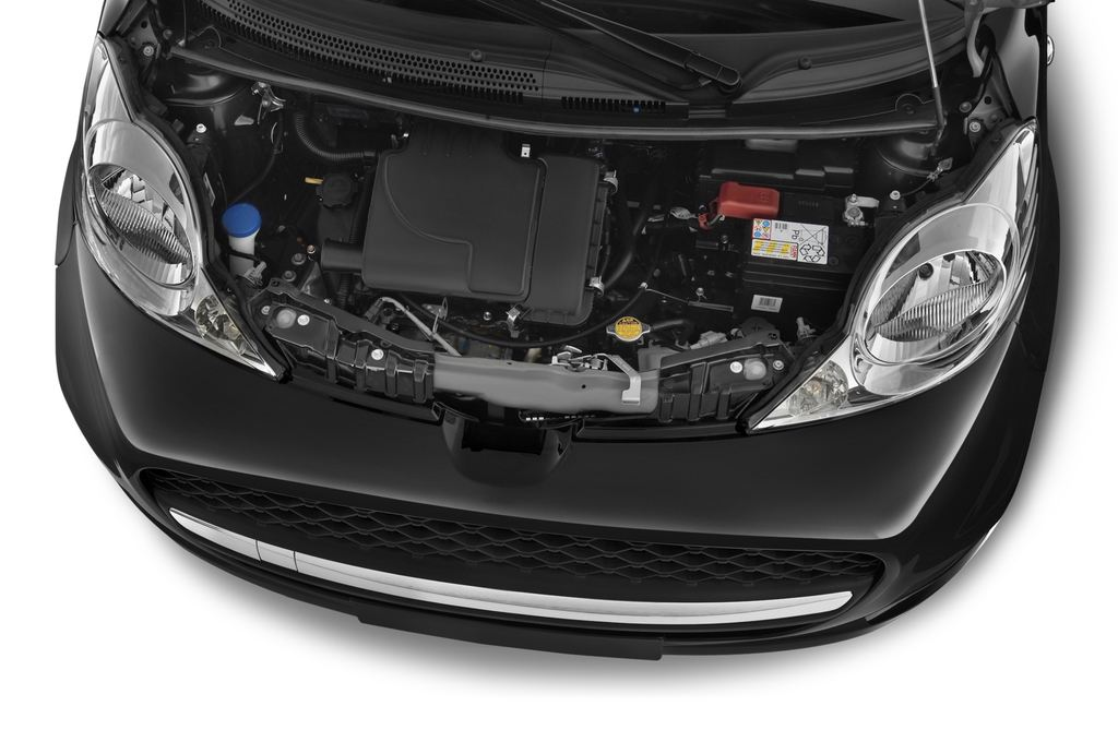 Peugeot 107 Filou Kleinwagen (2005 - 2014) 5 Türen Motor